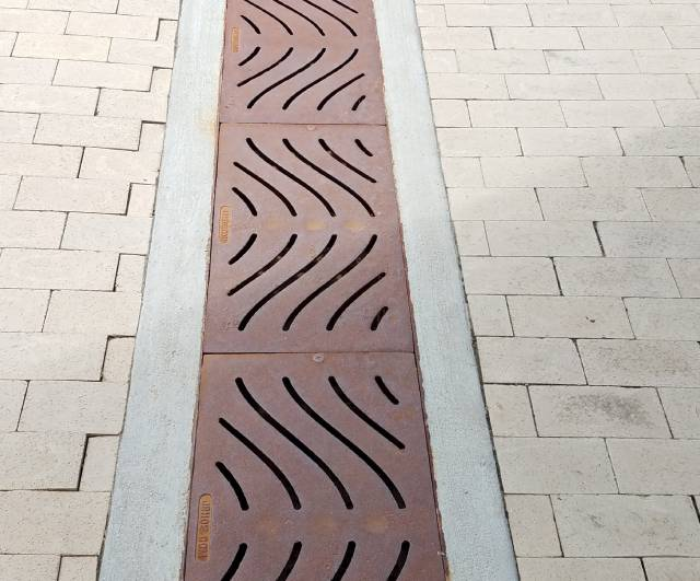 Evergrate T-14 Series Trench Drain