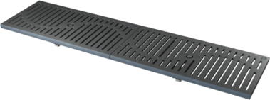 Continuum Trench Grate